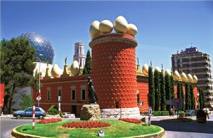 Figueras Dali, Spain